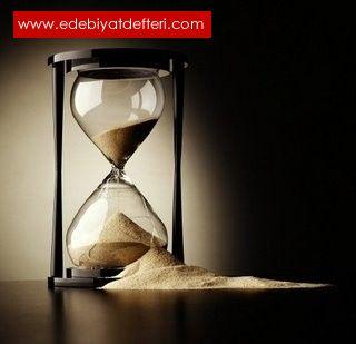Kum saatinin durduğu anlar