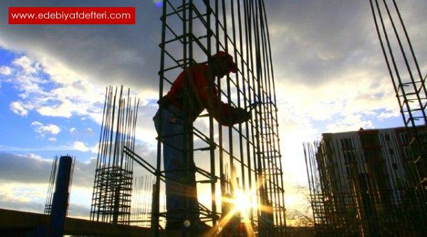 Cami İnşaatında Çalışanlara Yardım