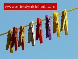 Çamaşır mandalı