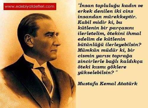 Atatürk'ü Anlamak ve İnsan Olabilmek