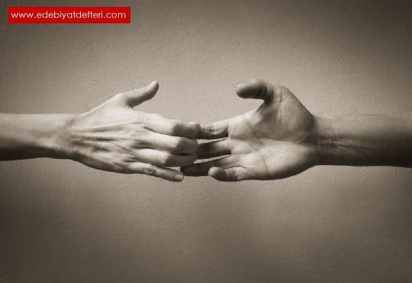 Bıraktığın ellerle barış