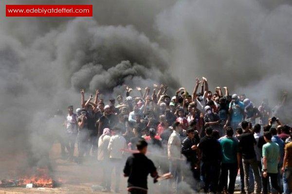 Filistin'e Güneş Doğmuyor