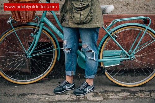 Mathilda' nın Mavi Bisikleti