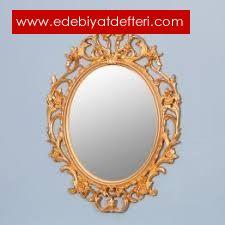 Aynada görünmeyen güzellik