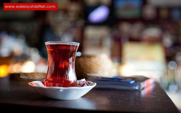 Çaya ve Simide Dair