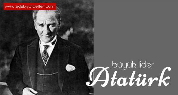 Atatürk Bundan Daha Güzel Anlatılamazdı