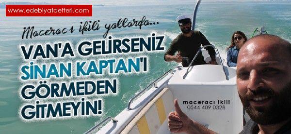 """Sinan Kaptan ile  """"parasailing"""""""