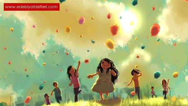 Mutluluk Dünya Masalı Aslında