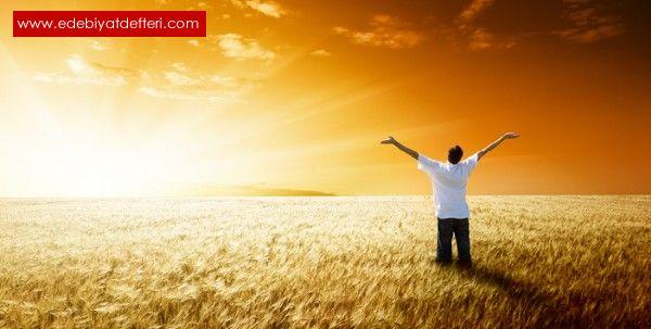 Kalp, Aşkı Ancak Rabbinde Bulur.
