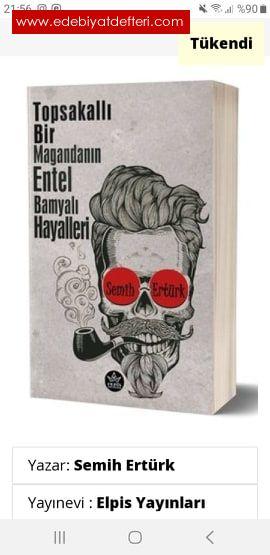 Yazar Semik Ertürk ile...