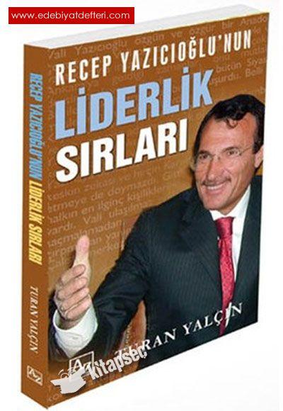 Recep Yazıcıoğlu Kitabı Üniversitede Ders kitabı oldu