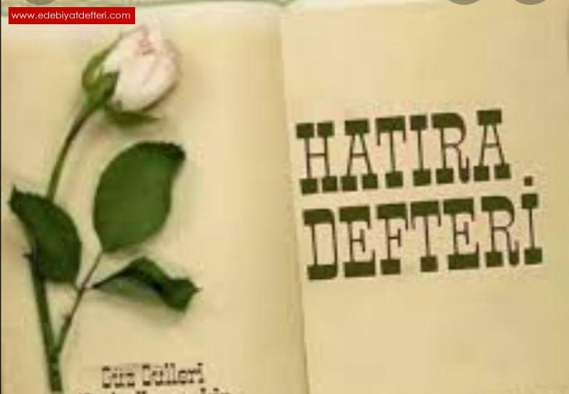 HATIRA DEFTERİ