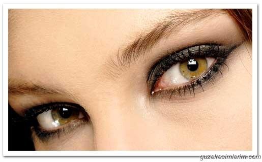 gözler - Edebiyat Defteri