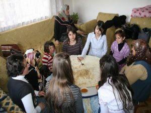 Yerköy Hacıuşağı Köyü'nde Çiğdem Pilavı