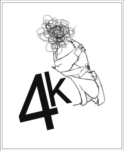 4k-KalemKahveKlavye