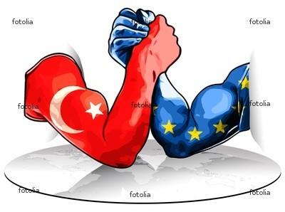 AB ile Türkiye'nin Nüfus Bakımından Karşılaştırılması