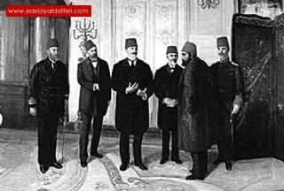 Osmanlı Devletinin yıkılması- İngiliz Ajanı Hamperın hatıraları......