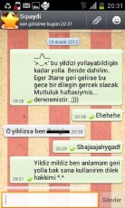 ÇEREZ NİYETİNE ..
