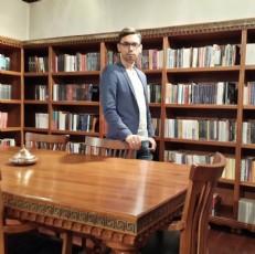 Engin Dinç ile edebiyat üzerine söyleşi