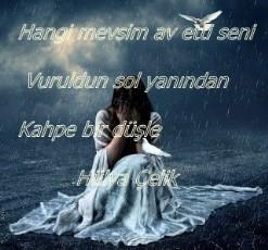 AĞLAMAK KADERİMMİŞ   ..2..