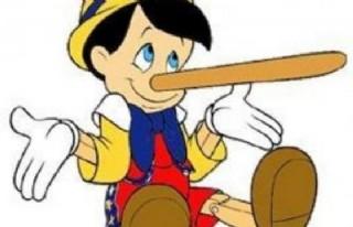 Dama Atılan Pabucunu Arayan Zavallı Pinokyo
