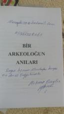 Bir Arkeologun Anıları-1
