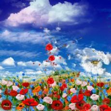 Yeryüzündeki bütün insanlar insanlık bahçesinin çiçekleridir