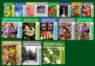 Güneysu Kültür Sanat Edebiyat Dergisi Hakkında