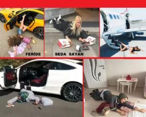 NE  FALLİNG  STARS'I ? YEME  BİZİ  FERİDE.
