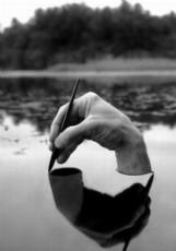 Suya hayat yazılır mı?
