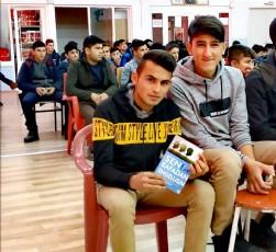 Niğde Çamardı  Çok Proğramlı  Şehit Üsteğmen Murat Erdem Lisesi Konferansımız