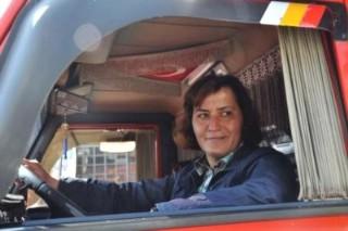 Kadın Şoförler İçin Kamyon Arkası Yazılarım...