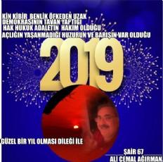 2019 YILI BEKLENTİLERİMİZ
