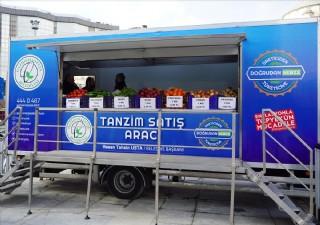 Sebze Meyve Tanzim Satışları