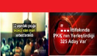 İMAMA GELİNCE SUÇLU, TERÖRİSTE GELİNCE '' SUÇU SABİT OLUNCAYA KADAR HERKES MASUMDUR.''  YOK ÖYLE...