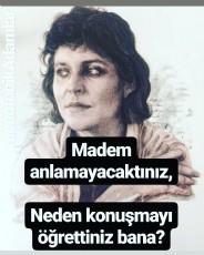 NİLGÜN MARMARA'YA MEKTUPLAR -1-
