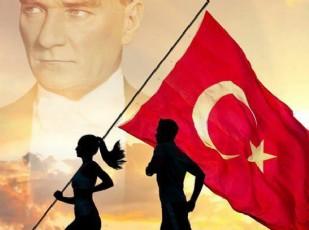 Türk Milleti Zekidir Çalışkandır.