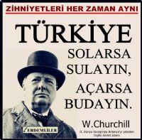 W. CHURCHİLL' DEN HAİN PLAN