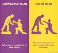 SAMİMİYETSİZLİK