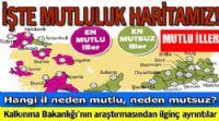 Türkiye'mde Mutluluk Seçimleri Kazanmış