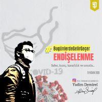 BUGÜNLER DE GELİR GEÇER/ COVİD-19