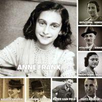 644 –  ANNE FRANK'IN HATIRA DEFTERİ ve ÇAĞ