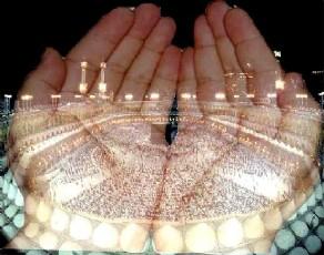 bana dilinde ve dininde dua et